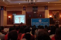 Awareness Program on Oral and Cervix Cancer