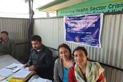 Monitoring of VIA Service at Changunarayan PHCC