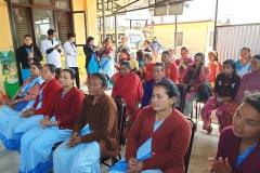 Monitoring of VIA Service provided by ChanguNarayan PHCC